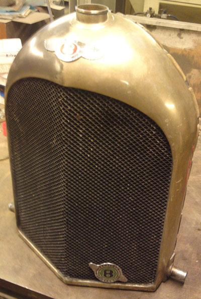 Pipes Auto Sales >> Vintage Car Radiator Company - Radiator Restoration