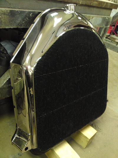 Vintage Car Radiator Company - Radiator Restoration