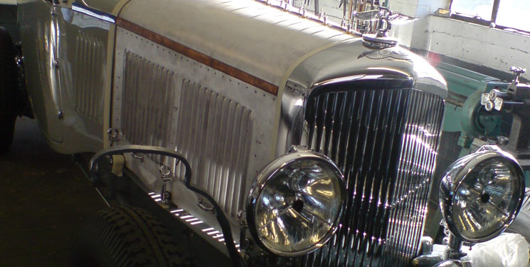 Vintage Car Radiator Company - Welcome to the website of the